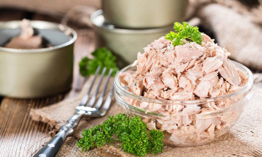 Tuna Fish boost testosterone