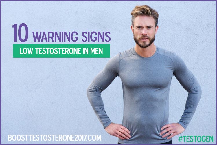Low Testosterone Signs in Men