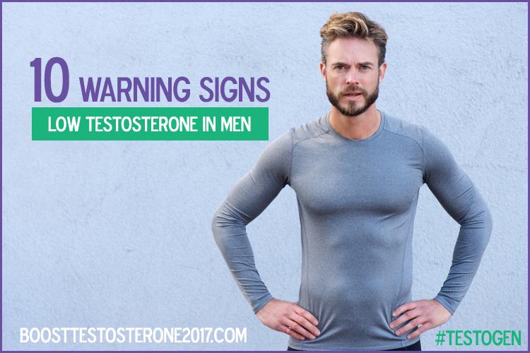 Low Testosterone Signs in Men