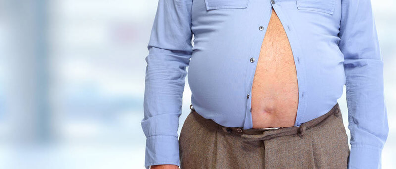 Obesity can cause low testosterone in men