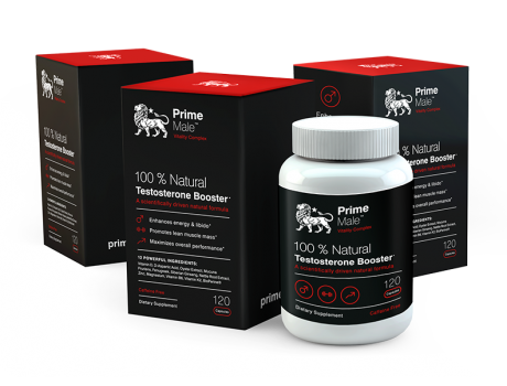 Prime Male best testosterone supplements