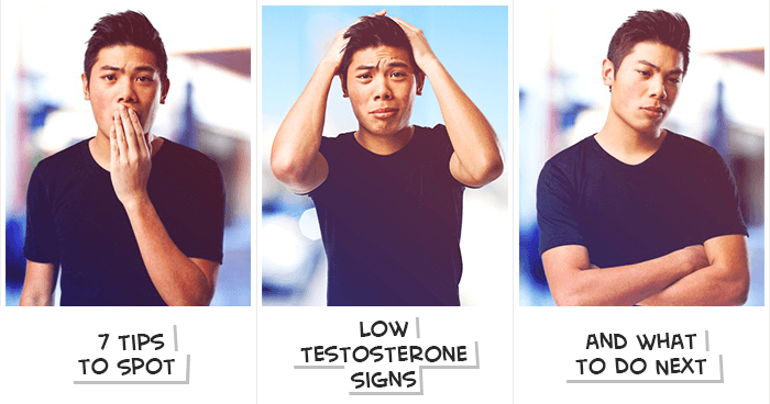 low testosterone in men