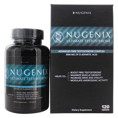 Nugenix natural testosterone supplement