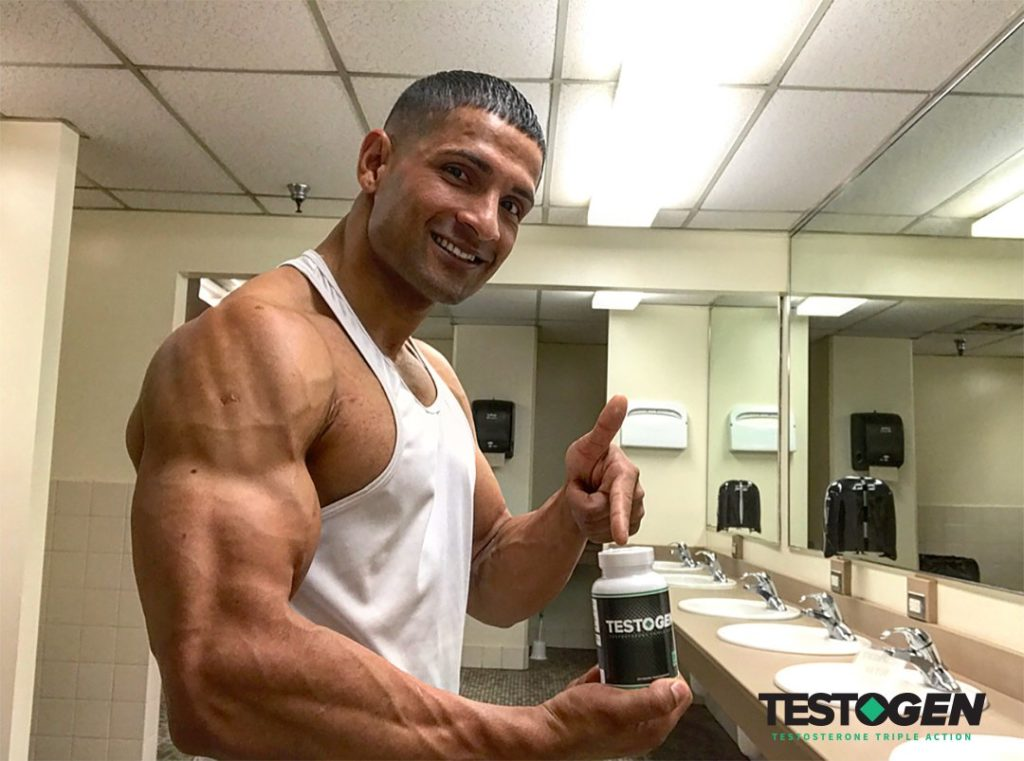 treatment for low testosterone in men